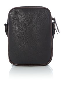Ted Baker Jacob Embossed Small Flight Bag