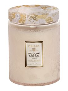 Voluspa Japonica Limited Edition Panjore Lychee Candle