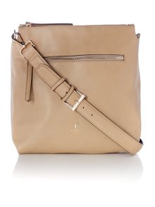 Fiorelli Elliot neutral medium shoulder bag