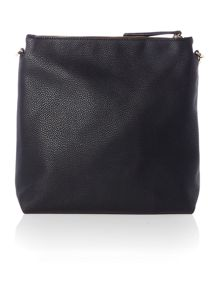 Fiorelli Elliot black medium shoulder bag