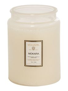 Voluspa Japonica Large Glass Mokara Candle