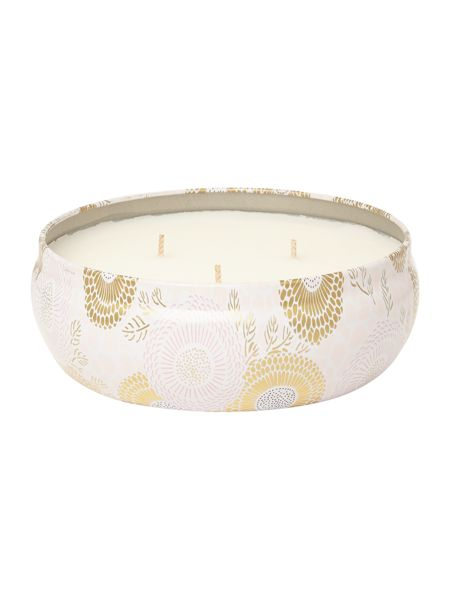 Voluspa Japonica Ltd Edition Panjore Lychee 3 Wick Candle