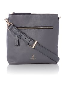 Fiorelli Elliot grey medium shoulder