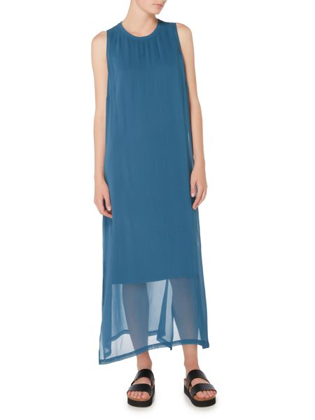 Label Lab Double layer maxi dress