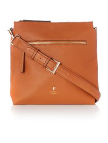 Fiorelli Elliot tan medium shoulder bag