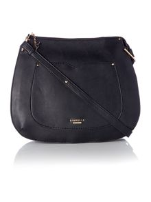 Fiorelli Boston black medium hobo bag