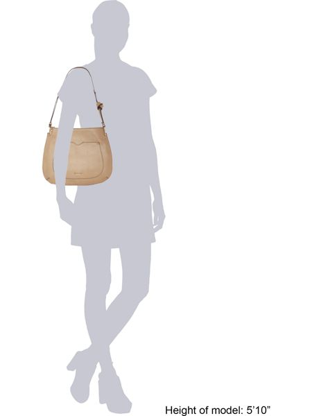 Fiorelli Boston neutral medium hobo bag