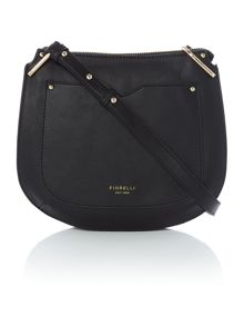 Fiorelli Boston black small crossbody