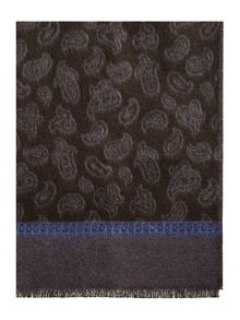 New & Lingwood Paisley Formal Scarf