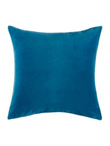 Linea Oversized velvet cushion