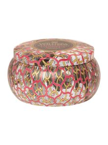Voluspa Mandarino Cannela 2 Wick Tin Candle