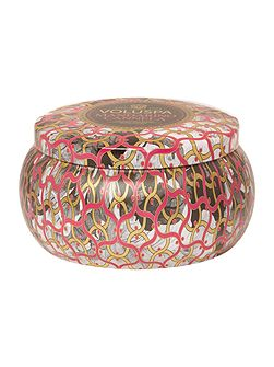 Mandarino Cannela 2 Wick Tin Candle