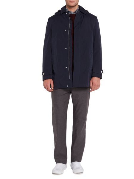 Howick Spokane Mac Jacket with Detachable Lining