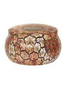 Voluspa Pomegranate Blood Orange 2 Wick Candle Tin