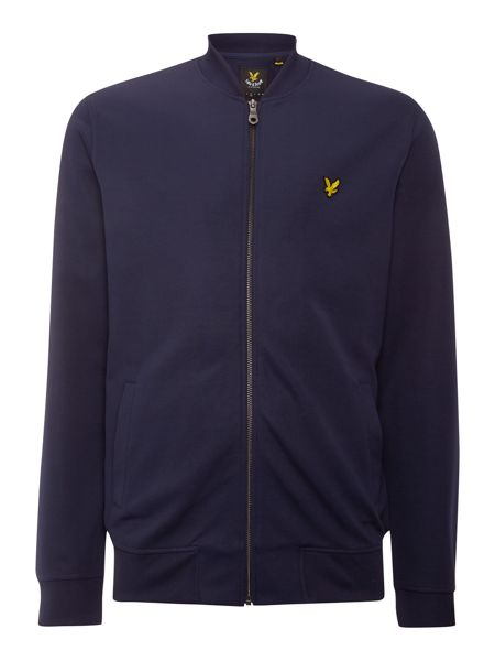 Lyle and Scott Zip - Through Tricot Bomber