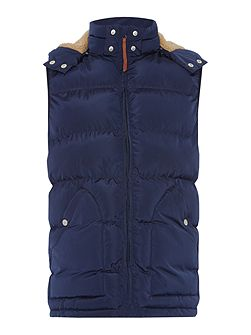 Tacoma Hooded Gilet