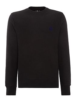 PS logo crew neck sweat