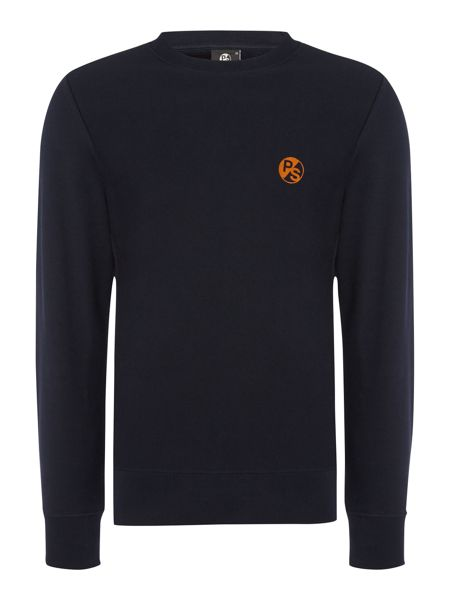 PS By Paul Smith PS logo crew neck sweat