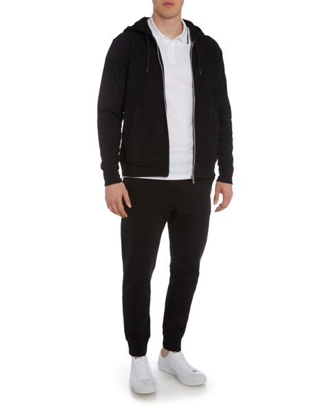 PS By Paul Smith Zip through hoodied sweat
