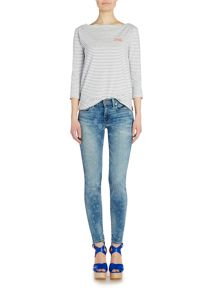 Polo Ralph Lauren Tompkins Cropped Jeans