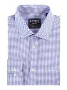 Howick Tailored Beacon gingham shirt