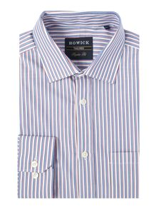 Howick Tailored Allendale stripe shirt