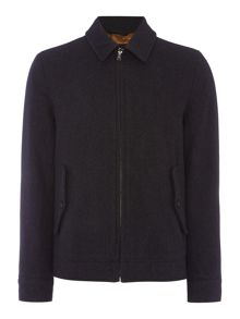 Howick McCarthy Wool Harrington Jacket