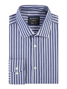 Howick Tailored Hawley Stripe Shirt