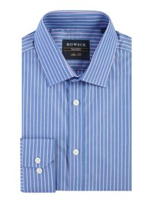 Howick Tailored Bollingbrook Stripe Shirt