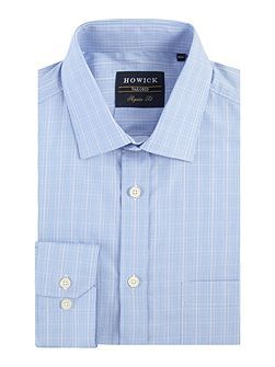 Ashland prince of wales check shirt