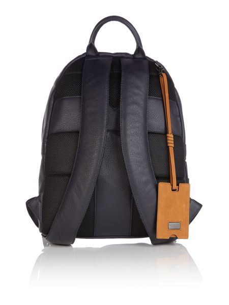 Ted Baker Dollar Leather Backpack