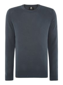 PS By Paul Smith Regular fit fine knit crew neck jumper