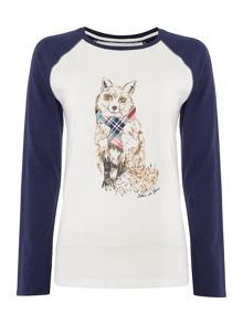 Dickins & Jones Phoebe Fox Tee