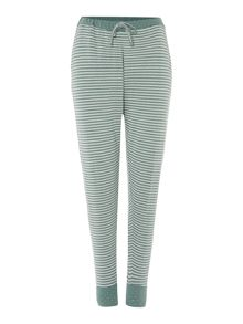 Dickins & Jones Spot Stripe Jogger Pant
