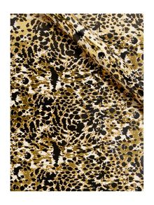 Linea Leopard Print Wrapping Paper