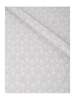 Glitter art deco 2m wrapping paper