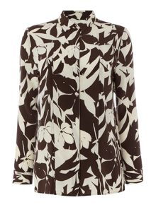 Linea Limited printed Silk Shirt
