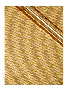 Linea Gold sequins wrapping paper