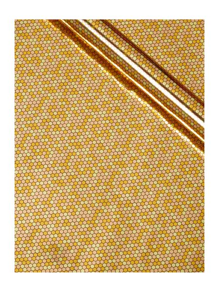 Linea Gold sequins 3m wrapping paper