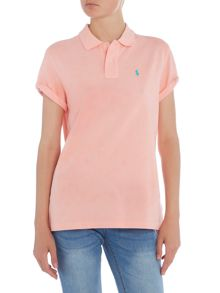 Polo Ralph Lauren Distressed boyfriend polo