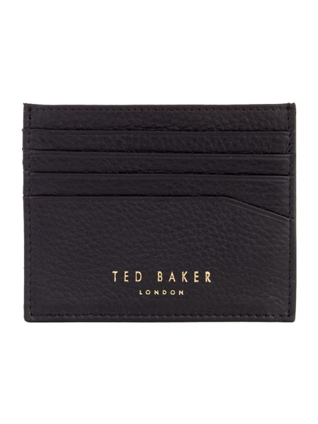 Ted Baker Exclusive Pebble Grain Wallet And Carfholder Set