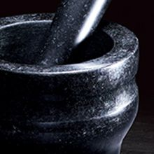 Cole & Mason Granite Pestle & Mortar 140mm