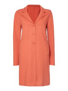 Marella Improbi double face wool button up coat