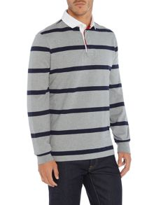 Howick Hockney Striped Rugby Shirt
