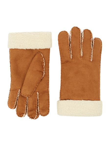 Howick Suede Borg Glove