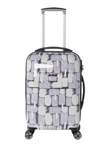Linea Explore 8 wheel hard cabin suitcase