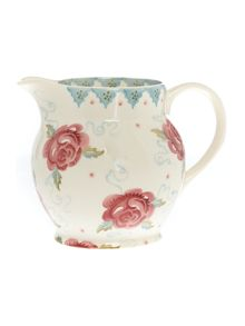 Emma Bridgewater Rose & Bee 1 1/2 Pint Jug