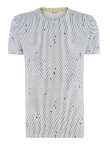 Only & Sons All Over Print Crew Neck T-shirt