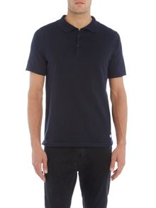 Only & Sons Knitted Short Sleeve Polo Shirt