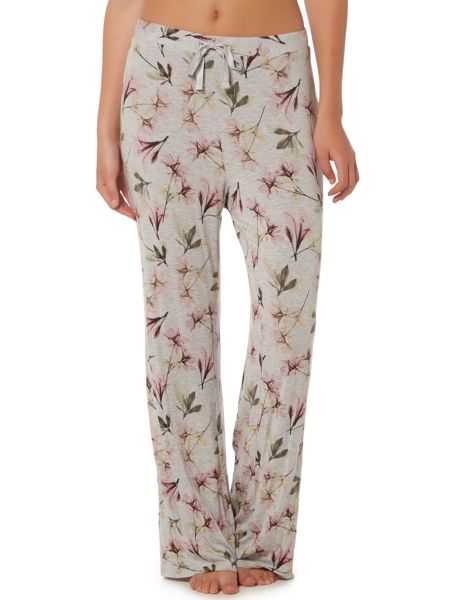 Linea Floral X Ray Print Trouser